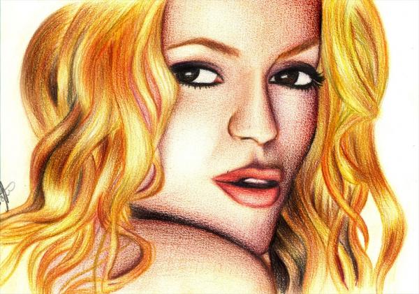 Shakira par Gaby
